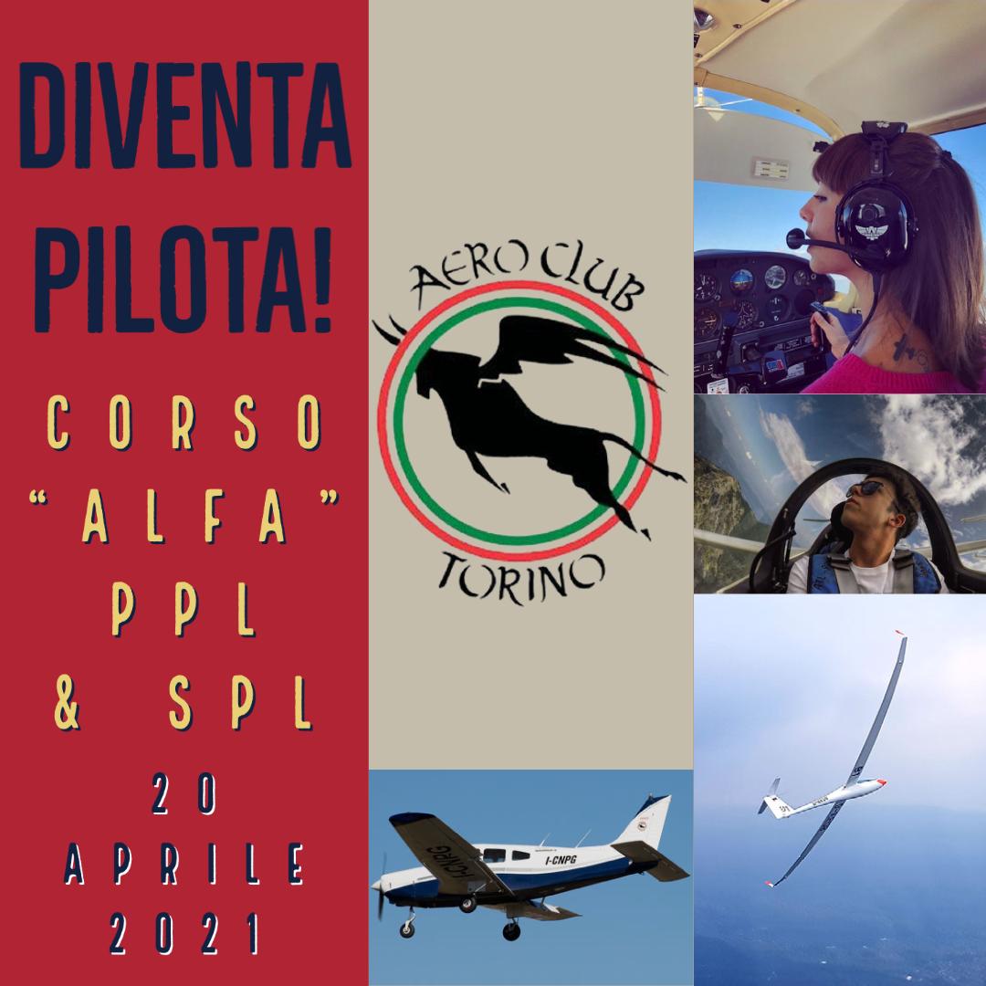 Corso Alfa 2021 PPL(A) & SPL-SFCL