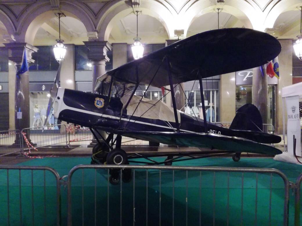 Centenario del primo volo postale