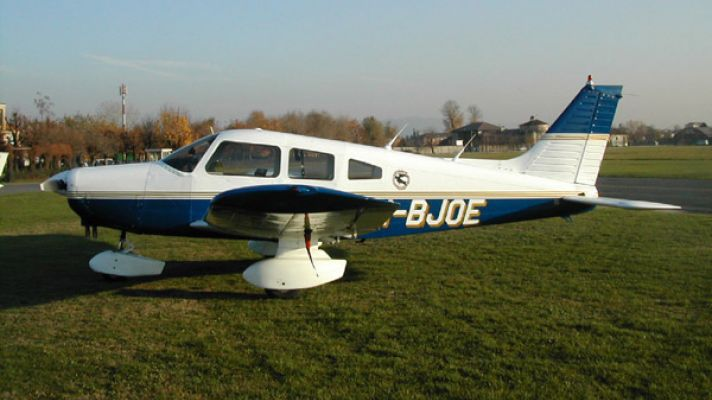 Piper PA28 Warrior - IBJOE
